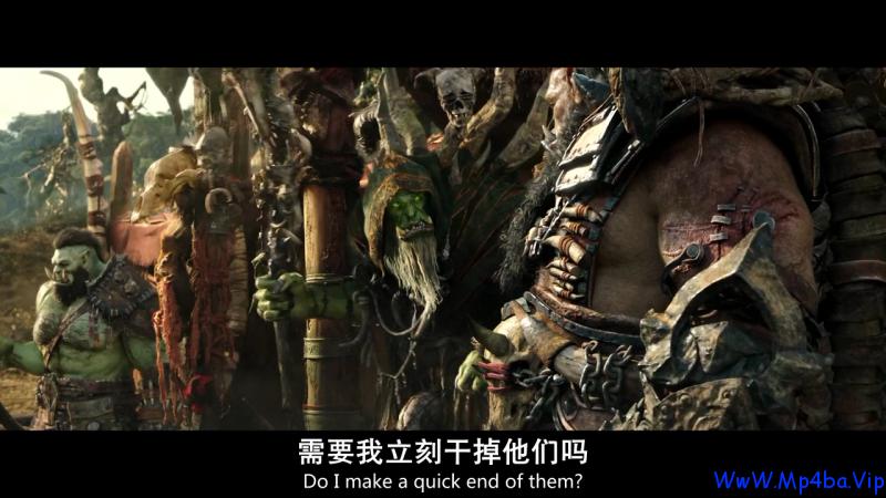魔兽.官方中英字幕.Warcraft.2016.HD720P