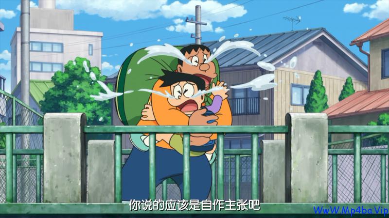 哆啦A梦:新·大雄的日本诞生.Doraemon.The.Mo