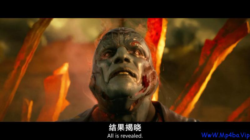 X战警:天启.官方中英字幕.X-Men.Apocalypse