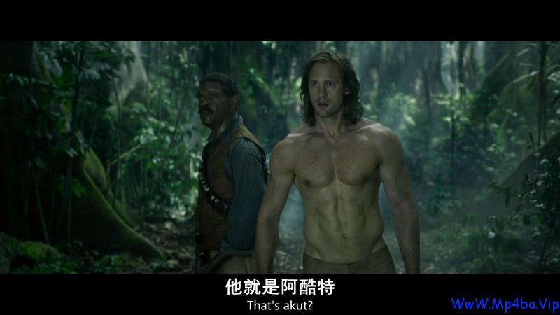 泰山归来:险战丛林.The.Legend.of.Tarzan