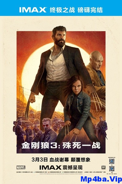 金刚狼3:殊死一战.Logan.2017.HDTC.720P.AAC-中文字幕