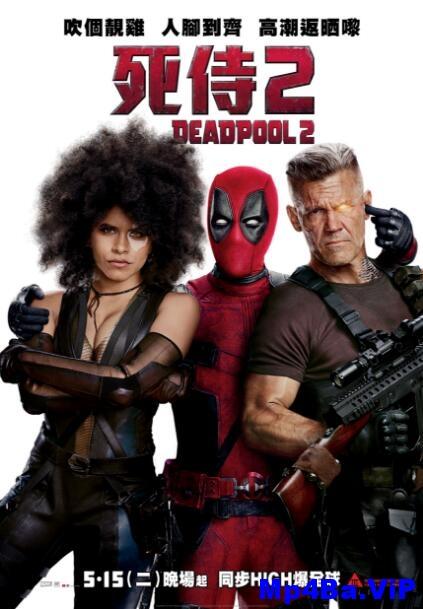 [中英双字]死侍2.Deadpool.2.2018.1080p.WEB-DL.DD5.1.H264.CHS.ENG-2.97GB