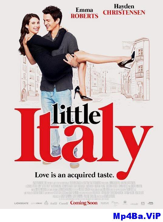 [中英双字]小意大利.Little.Italy.2018.1080p.WEB-DL.DD5.1.H264.CHS.ENG-2.62GB