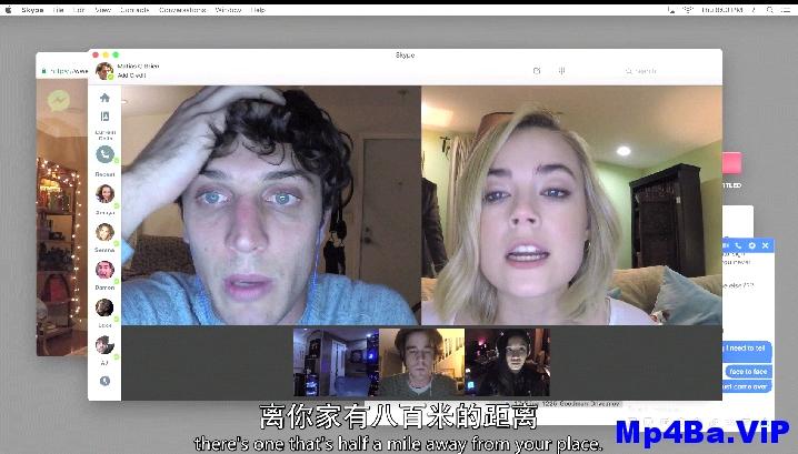 [中英双字]解除好友2:暗网.Unfriended.Dark.Web.2018.1080p.BluRay.x264.CHS.ENG-2.91GB