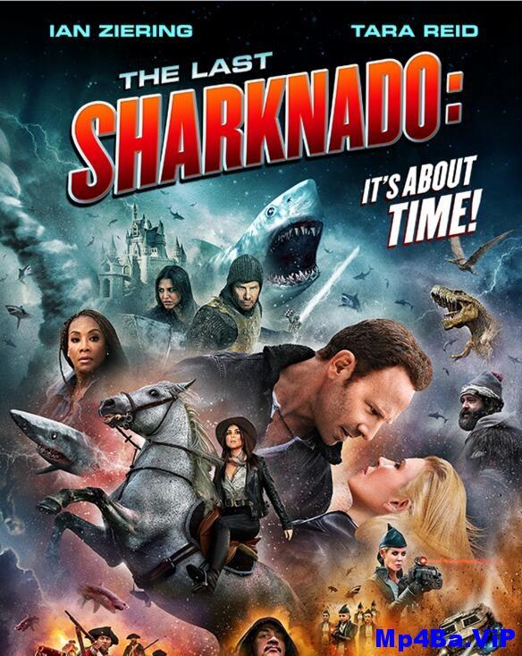 [中英双字]鲨卷风6:最后的鲨卷风.The.Last.Sharknado.Its.About.Time.2018.1080p.BluRay.x264.CHS.ENG-2.62GB