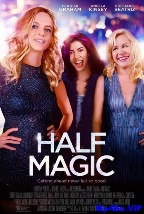 [简体字幕]半魔法.Half.Magic.2018.1080p.WEB-DL.H264.CHS- 2.6GB