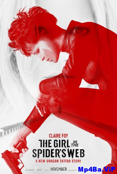 [中英双字]蜘蛛网中的女孩.The.Girl.in.the.Spiders.Web.2018.1080p.WEB-DL.H264.CHS.ENG-3GB