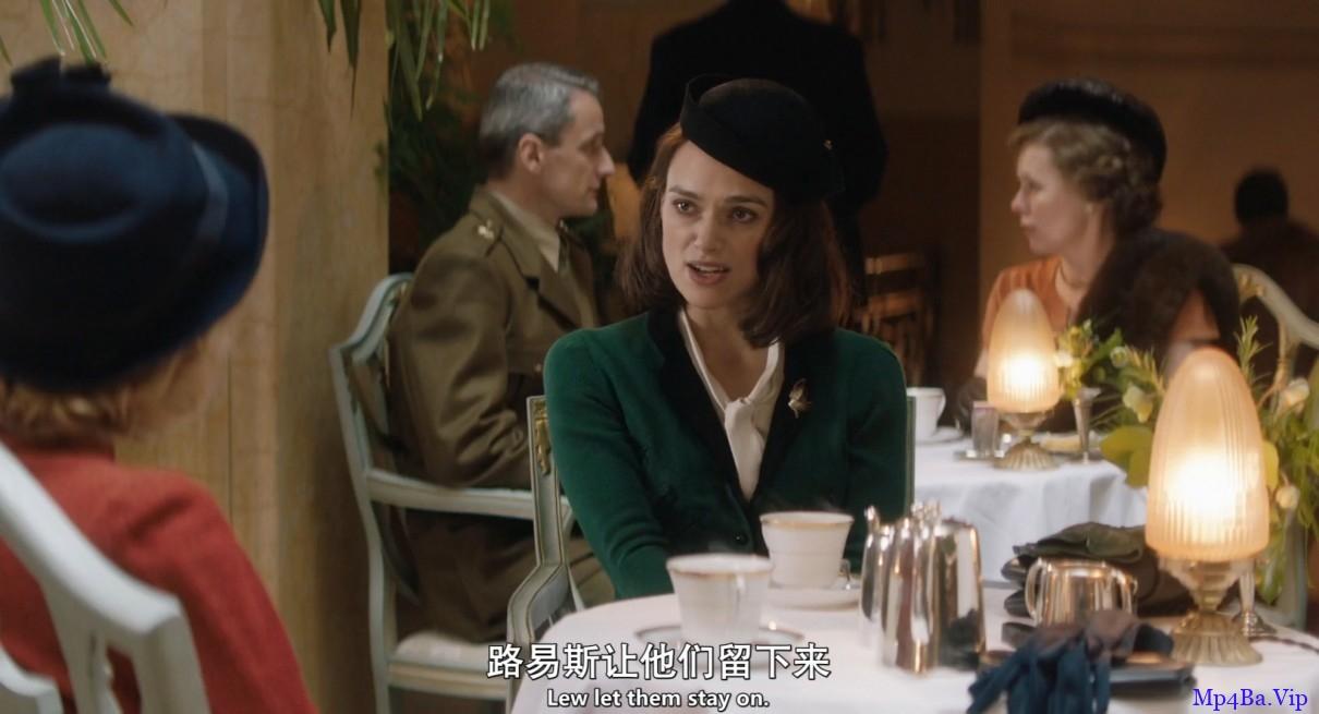 [余波][HD-MP4/2.1G][中英双字][1080P][凯拉·奈特莉主演二战后的敌人妻]