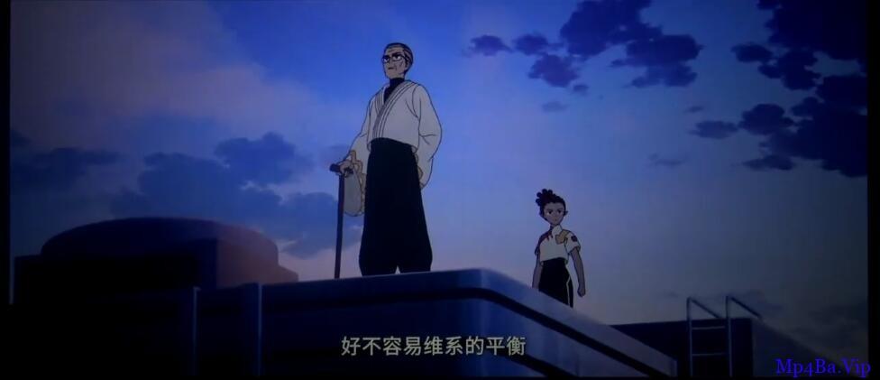 [罗小黑战记电影版][TC-MP4/1G][国语中字][720P][豆瓣8.4高分国漫神作]