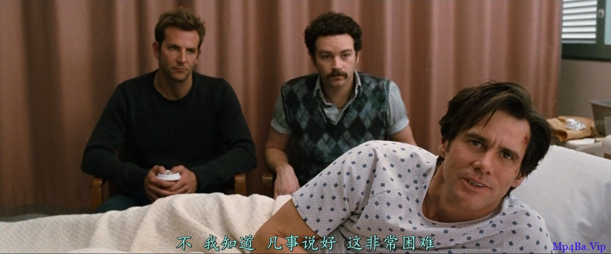 [好好先生][BD-MKV/2.35GB][国英双语中字][1080P][美国金凯瑞超爆笑喜剧大片]