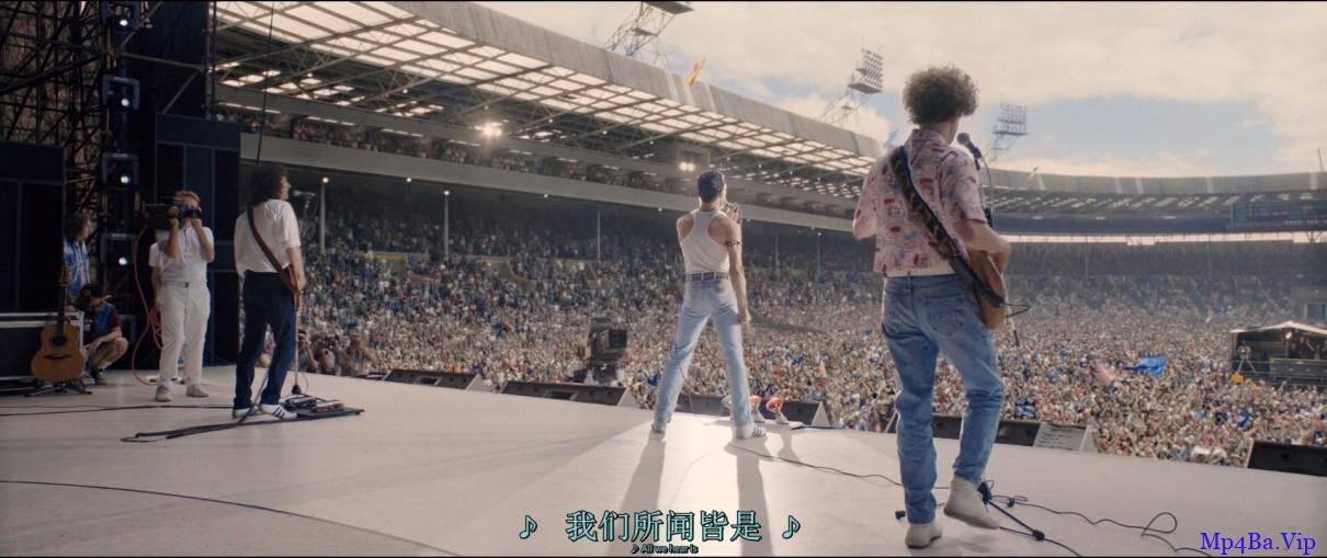 [波西米亚狂想曲][BD-MKV/2.35GB][国英双语中字][1080P][豆瓣8.8超高分,好音乐真是颗幸福的原子弹!!!]