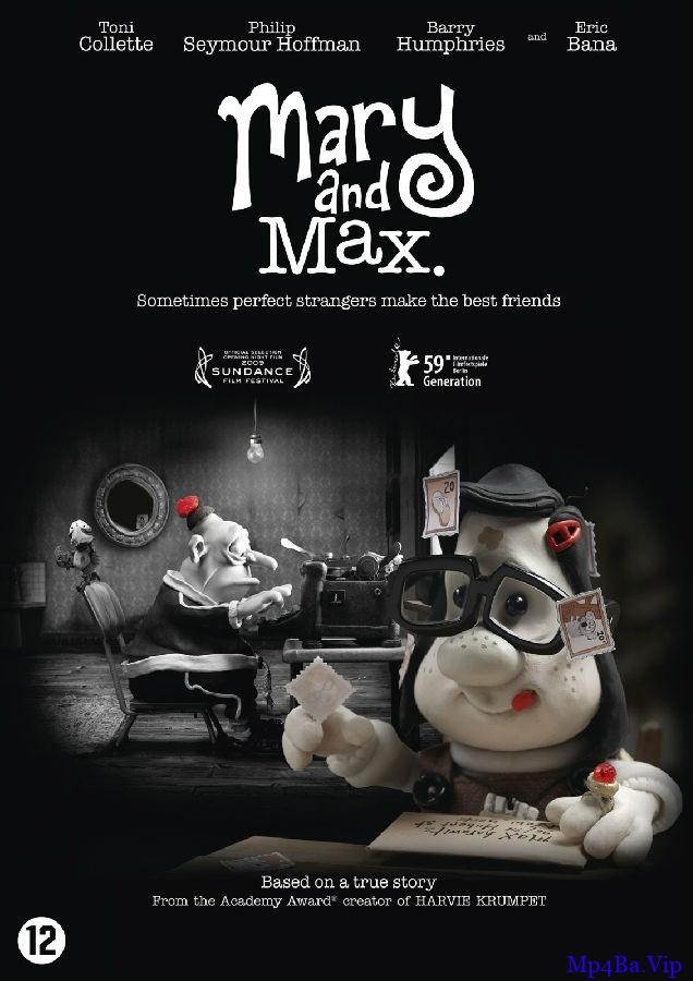 [玛丽和马克思][BD- MKV/1.56GB][英语中字][1080P][豆瓣8.9高分好评动画 剖析精神世界的手术刀]