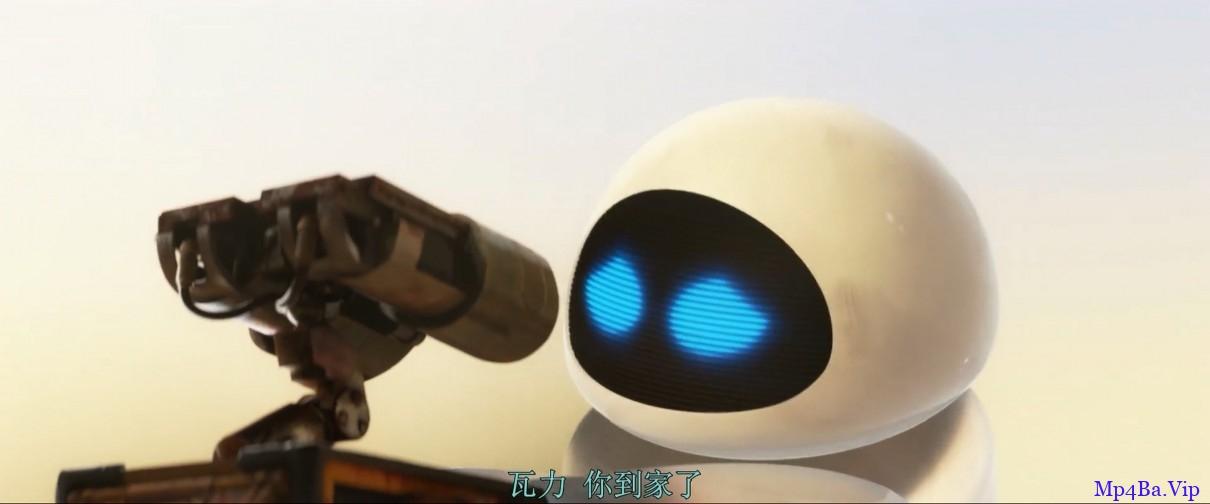 [机器人总动员][BD- MKV/2.11GB][国英双语中字][1080P][第81届奥斯卡金像奖动画电影]