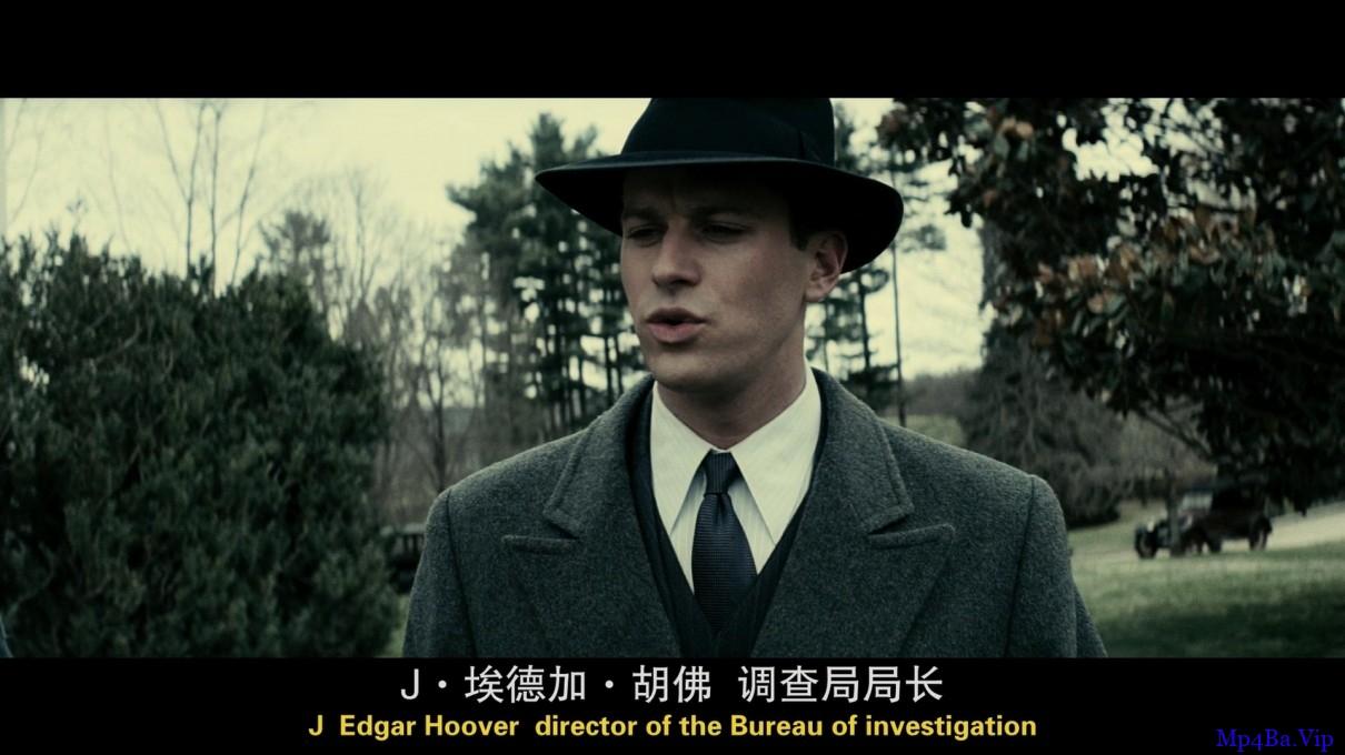 [胡佛][BD- MKV/2.23GB][英语中字][1080P][美国政治悬疑大片  金球奖 年度佳片]