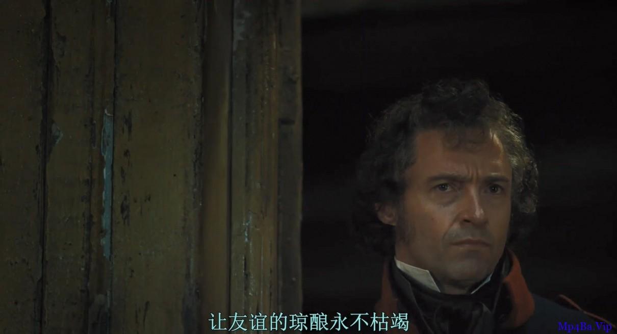 [悲惨世界][BD- MKV/2.35GB][英语中字][1080P]【豆瓣8.6高分】