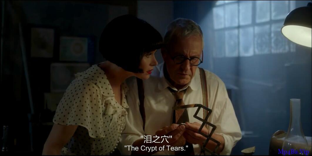 [费雪小姐和泪之穴][HD-MP4/1G][英语中字][720P][澳大利亚经典探案剧电影]