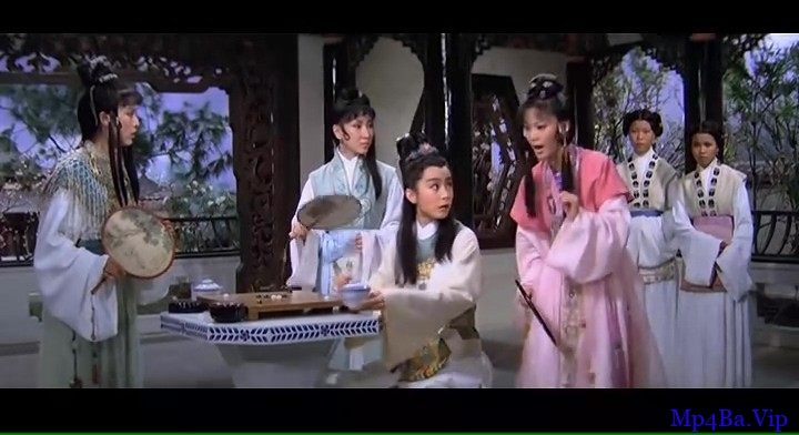 [金玉良緣紅樓夢][HD-MP4/1.64G][国语中字][720P][香港古装爱情邵氏经典获奖电影]
