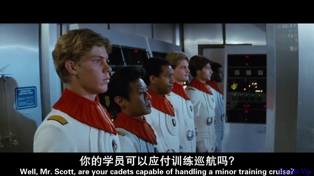 [星际旅行2:可汗怒吼][HD-MP4/2.96G][英语中字][1080P][欧美科幻惊悚冒险高分获奖电影]