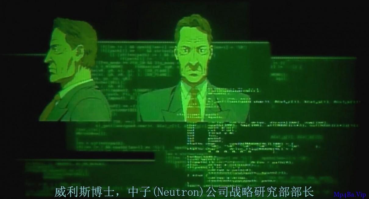 [攻壳机动队1][BD- MKV/2.19GB][日英双语中字][1080P][日本超人气漫画改编]