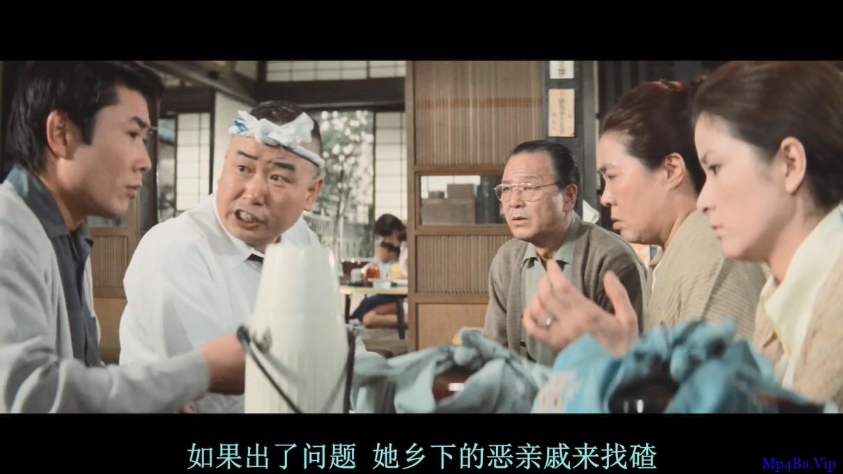 [寅次郎的故事7:奋斗篇][BD- MKV/2.02GB][日语中字][1080P][豆瓣评8.2高分日本经典喜剧]